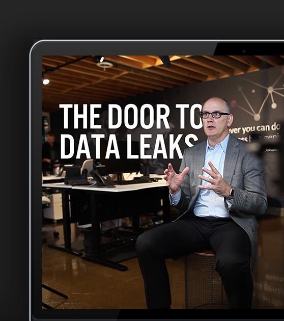 The Door to Data Leaks