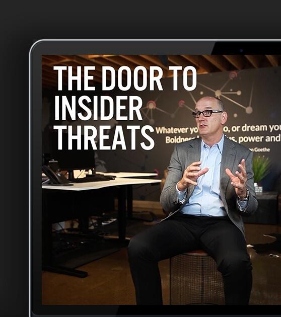 The Door to Insider Threats