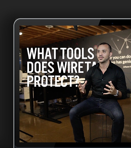 What Tools Does Wiretap Protect?